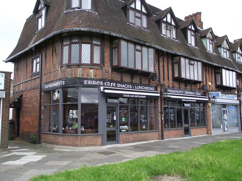 LEASE FOR SALE, Tudor Cafe, Kent. Ref. 1669