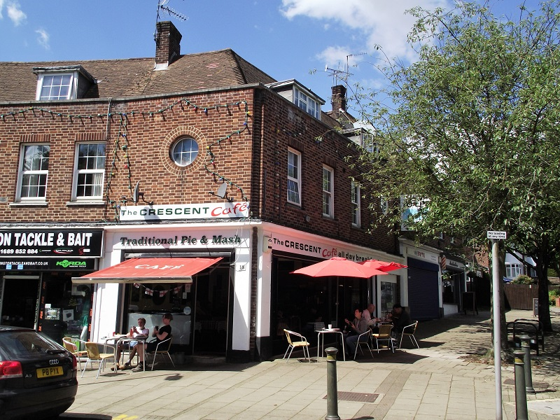 FREEHOLD CAFE RESTAURANT FOR SALE, The Crescent Cafe, Kent. Ref. 1672