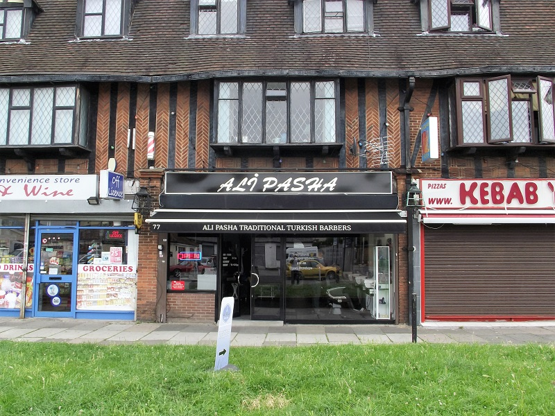 LEASE FOR SALE, ALI PASHA BARBERS, KENT. REF. 1674