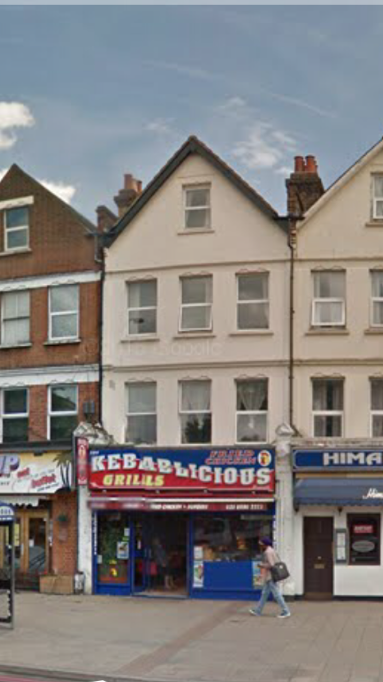 FREEHOLD INVESTMENT FOR SALE, South East London. Ref. 1673