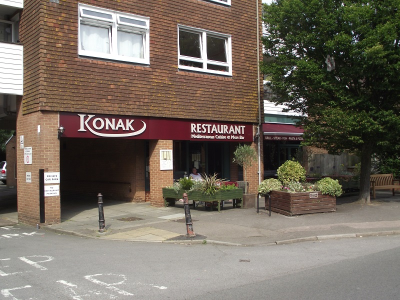 LEASE FOR SALE, Konak Restaurant, Surrey. REF. 1675