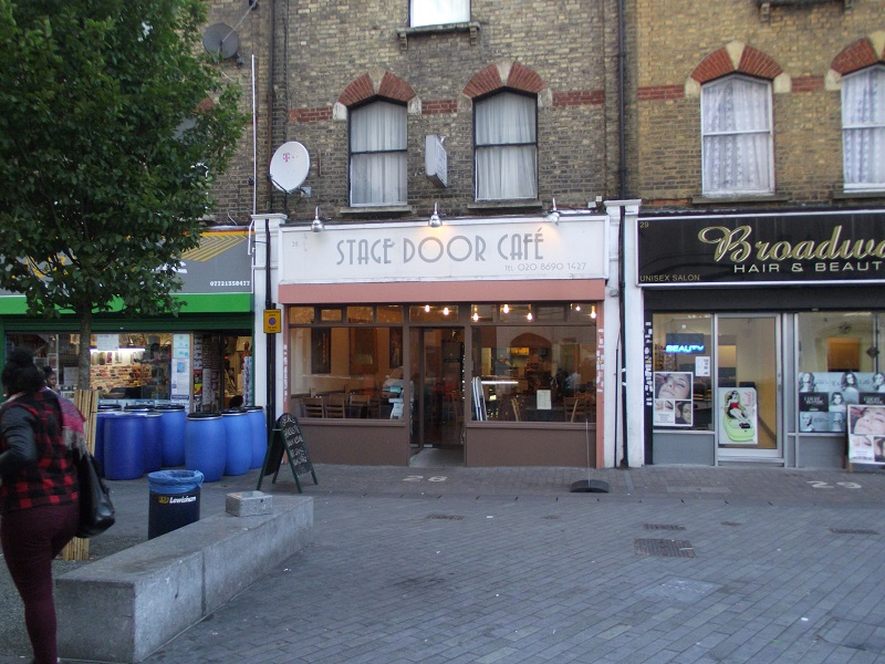 LEASE FOR SALE, Stage Door Cafe, South East London. REF. 1677