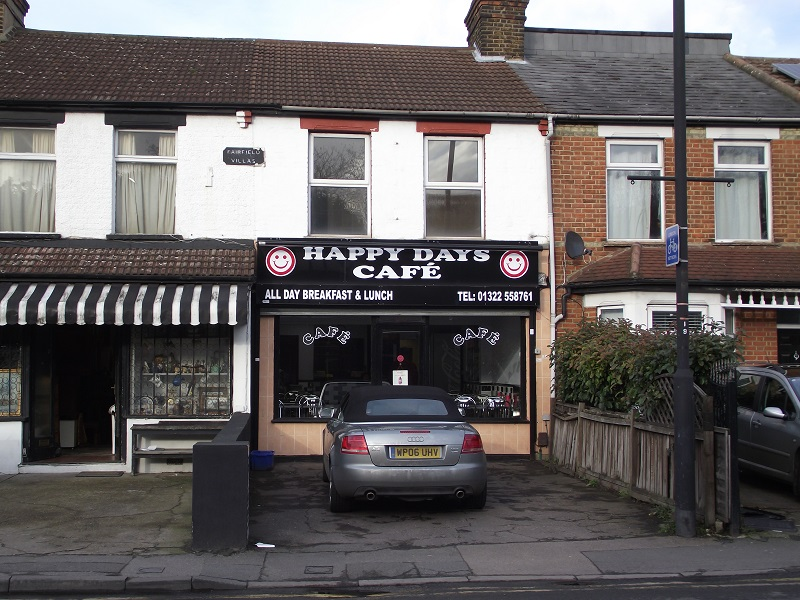 LEASE FOR SALE, Happy Days Cafe, Kent. Ref. 1681