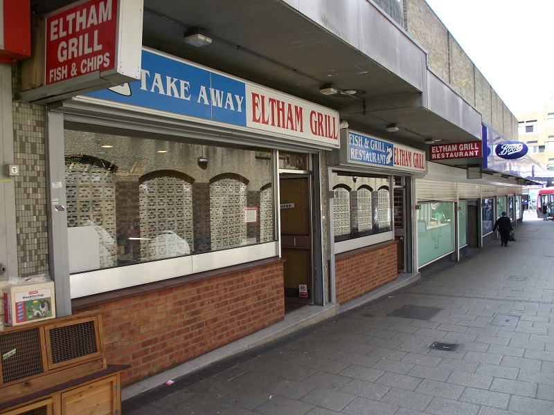 LEASE FOR SALE, Eltham Grill, Kent. Ref. 1683