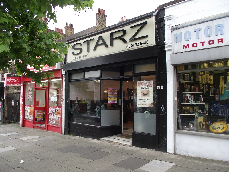 LEASE FOR SALE, Starz Hair & Beauty, South East London. Ref.1689