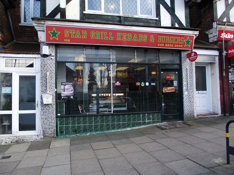 LEASE FOR SALE, Star Grill Kebab, Eltham. Ref. 1700