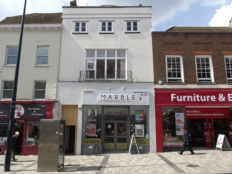 LEASE FOR SALE, Marble Hair & Beauty, Maidstone. Ref. 1706