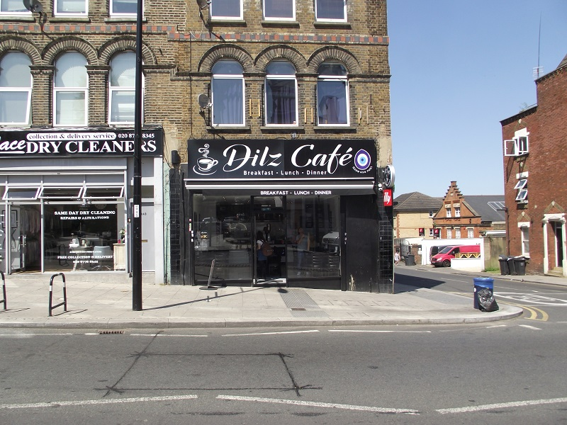 LEASE FOR SALE, Dilz Café, Sydenham. Ref. 1709
