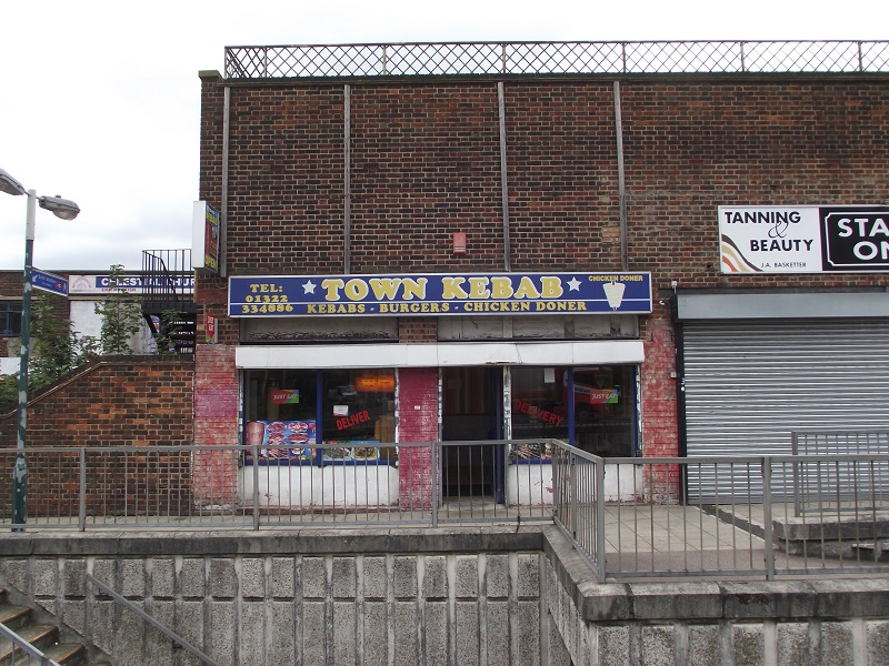 LEASE FOR SALE, Town Kebab, Erith. Ref. 1711