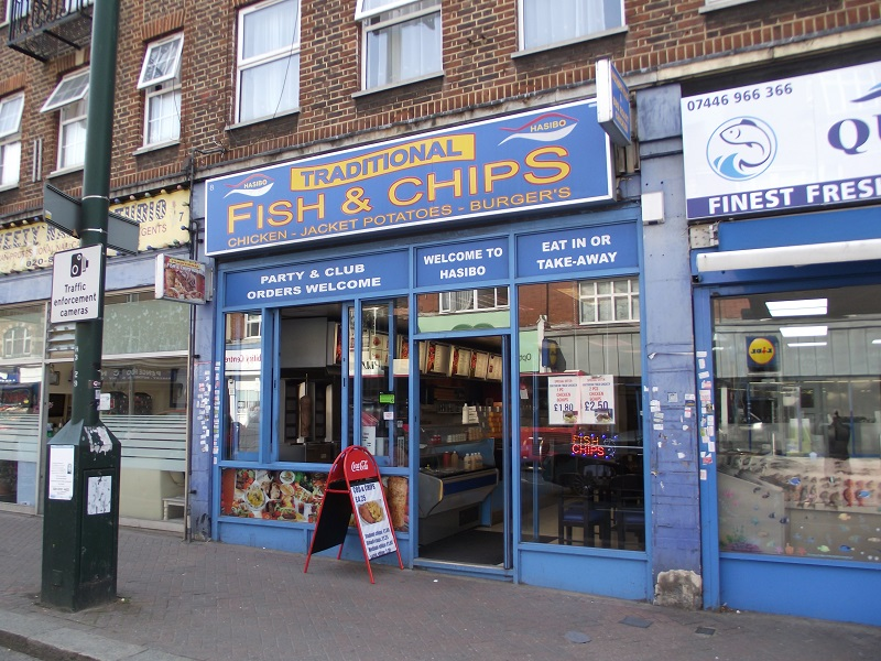 LEASE FOR SALE, Hasibo Traditional Fish & Chips, Penge, Ref: 1712