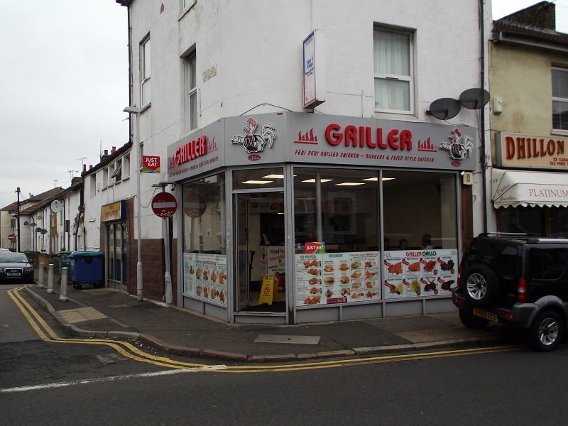 LEASE FOR SALE, Griller, Grilled Chicken Takeaway, Gravesend. Ref: 1713
