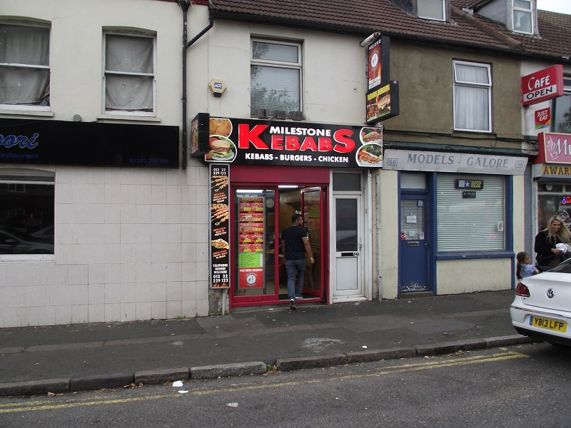 LEASE FOR SALE, Milestone Kebab, Stone, Dartford. Ref: 1714