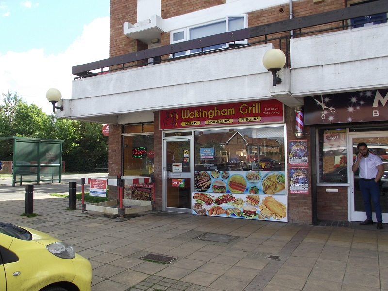 LEASE FOR SALE, Wokingham Grill Fish & Chips & Kebab, Wokingham. Ref:1715
