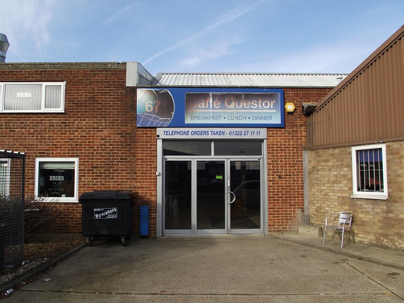 LEASE FOR SALE, Caffe Questor, Dartford, Kent. Ref:1719