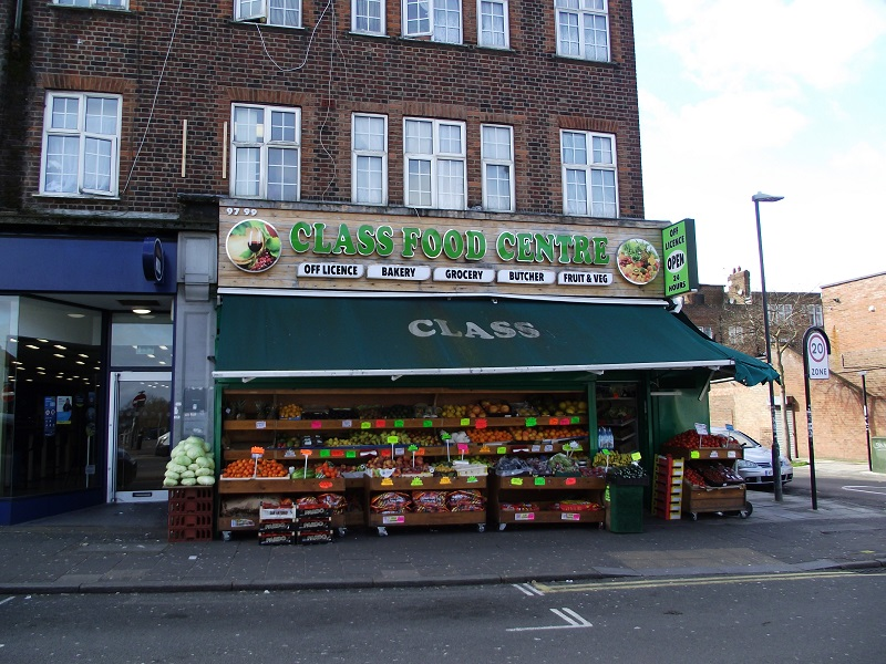 LEASE FOR SALE, Class Food Centre, Edgware, London. Ref:1726