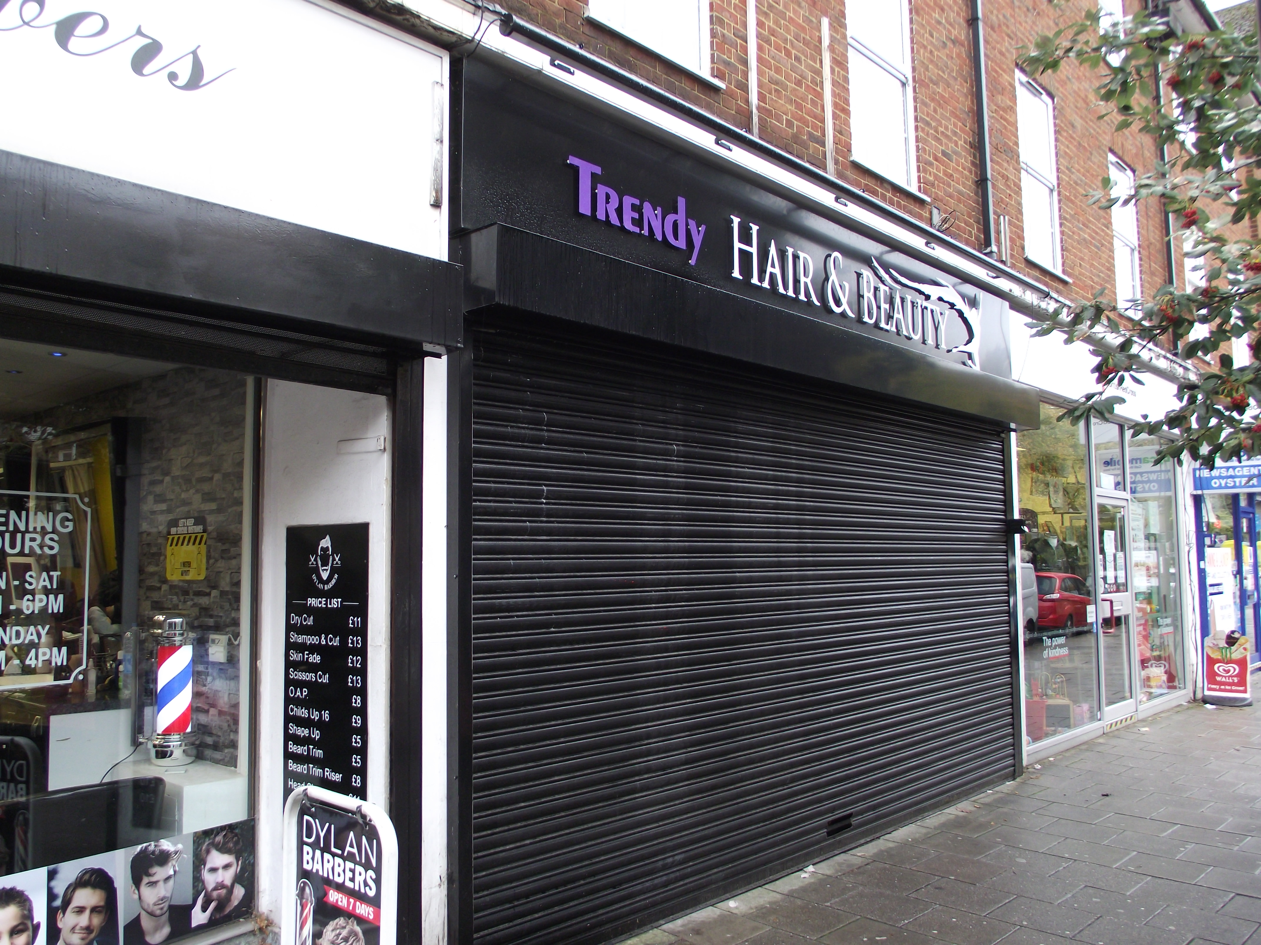 LEASE FOR SALE, Trendy Hair & Beauty, Eltham, London. Ref.1746