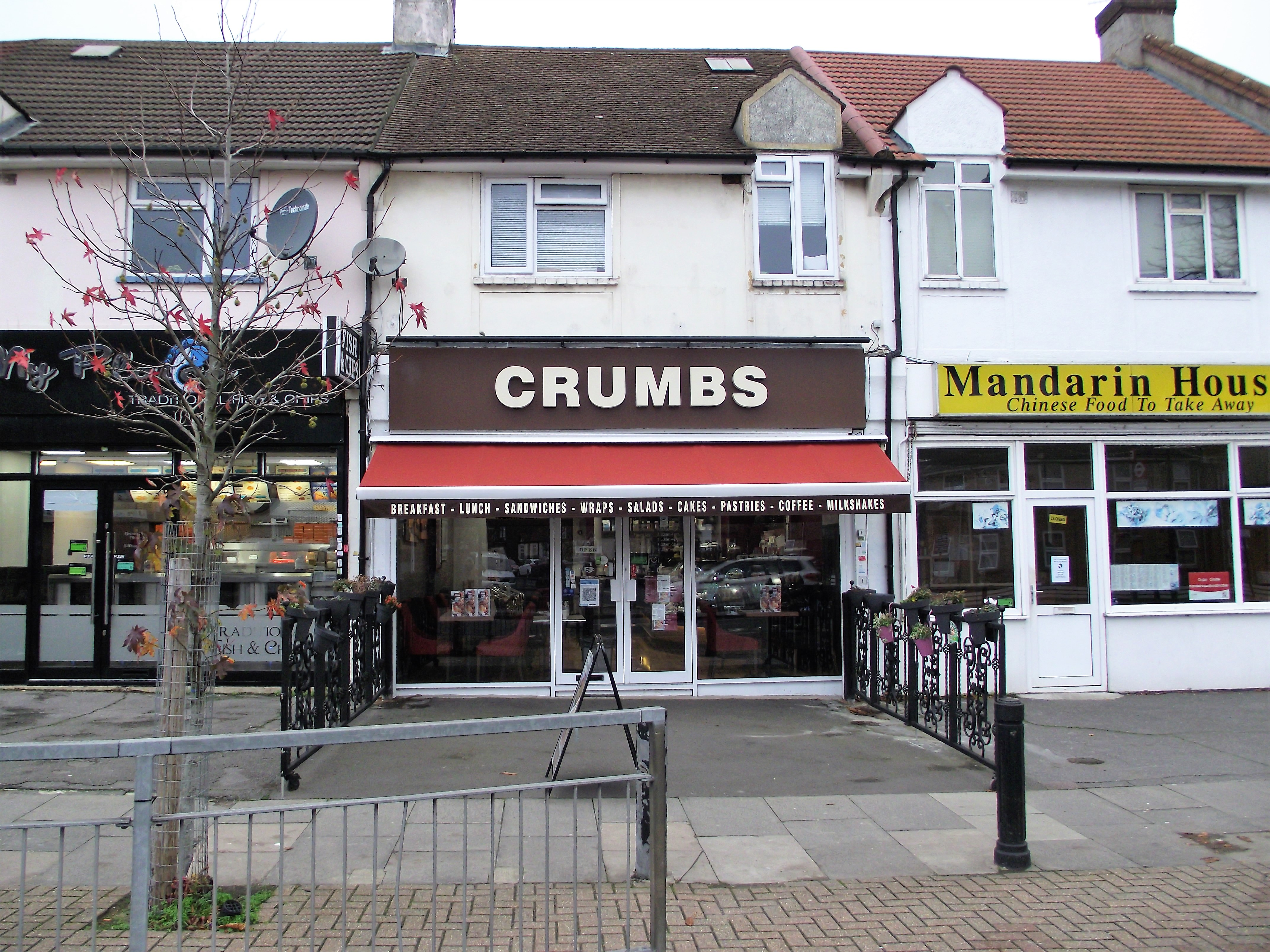 LEASE FOR SALE, Crumbs, Eltham, London. Ref.1747